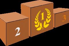 Veckans vinnare - bloggtoppen vecka 8