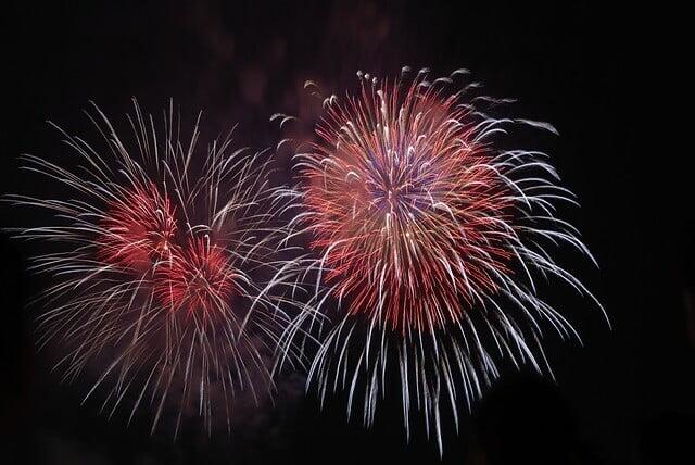 Fyrverkeri Bloggtoppen Nyårsspecial