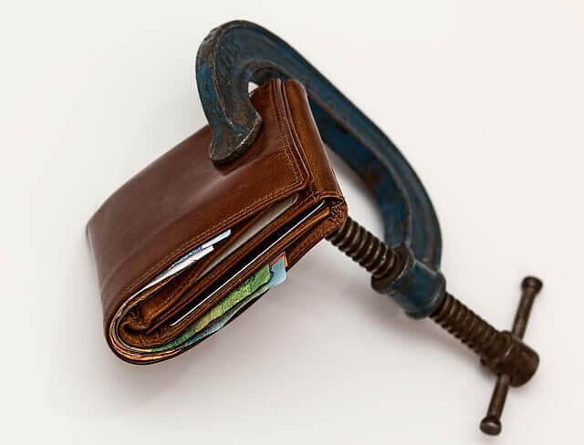 Håll hårt i plånboken