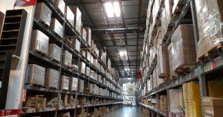 Att optimera vårt lager är en snabbväg till en bra företagsfinansiering