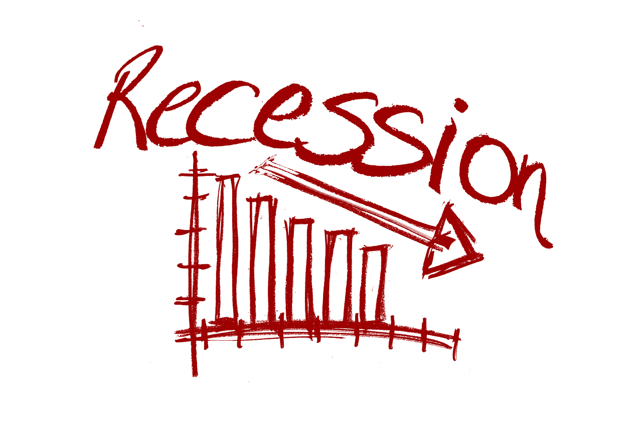 Rädd för en recession? Hur ska man agera?